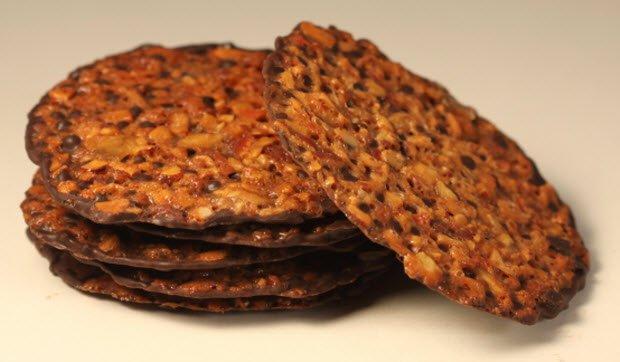 Florentine Cookies Recipes — Dishmaps