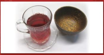 tea with bowl