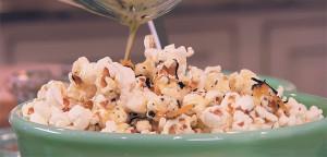 The Alexis Show- Earl Grey Popcorn