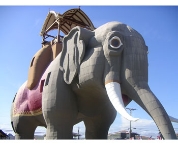 Lucy The Elephant, Margate, New Jersey