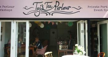 Taj's Tea Parlour - Brighton