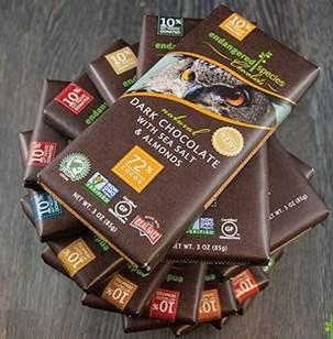 Endangered Species Chocolate Bars