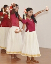 Aranya Specially-Abled Children Dancing