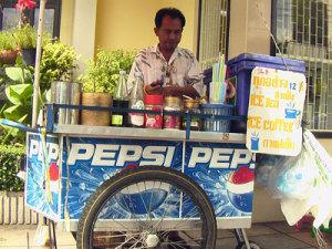 Tea Vendor