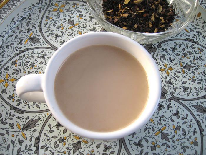 Chai mug by Carrie Keplinger