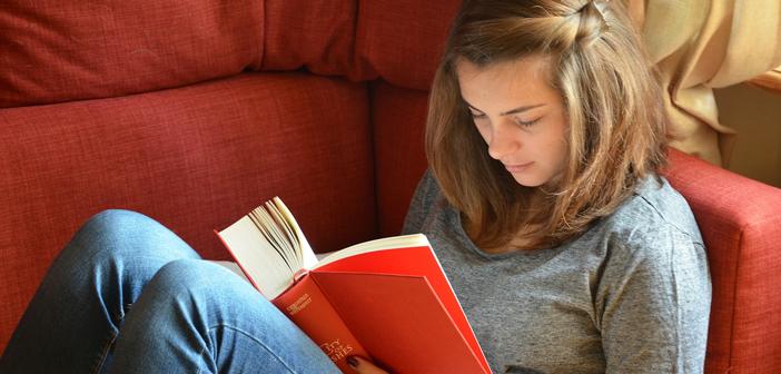 S.A.D. remedy - read a book
