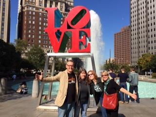 Philadelphia, Love Park