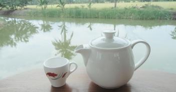 Pot of Tea in Thailand