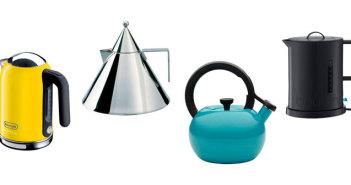 modern teapots