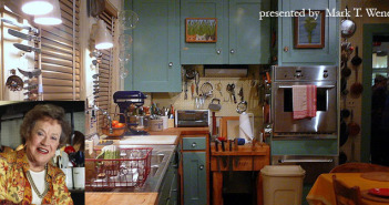 Julia Child's Kitchen by F Deventhal