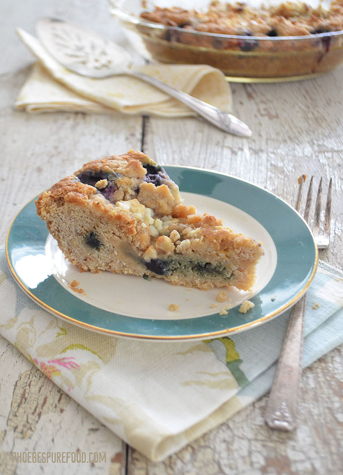 blueberry crumb phoebespurefood