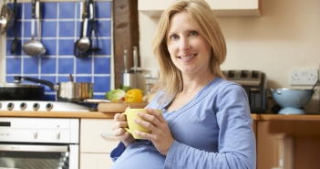 Drinking Tea During Pregnancy