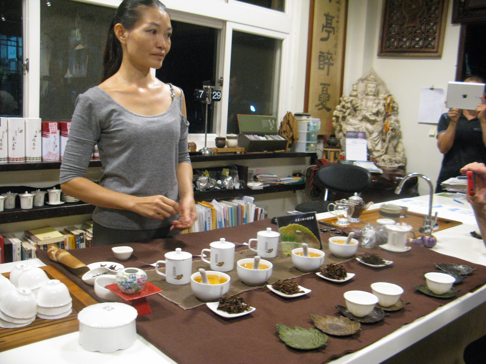 Curating Oolong Teas 5