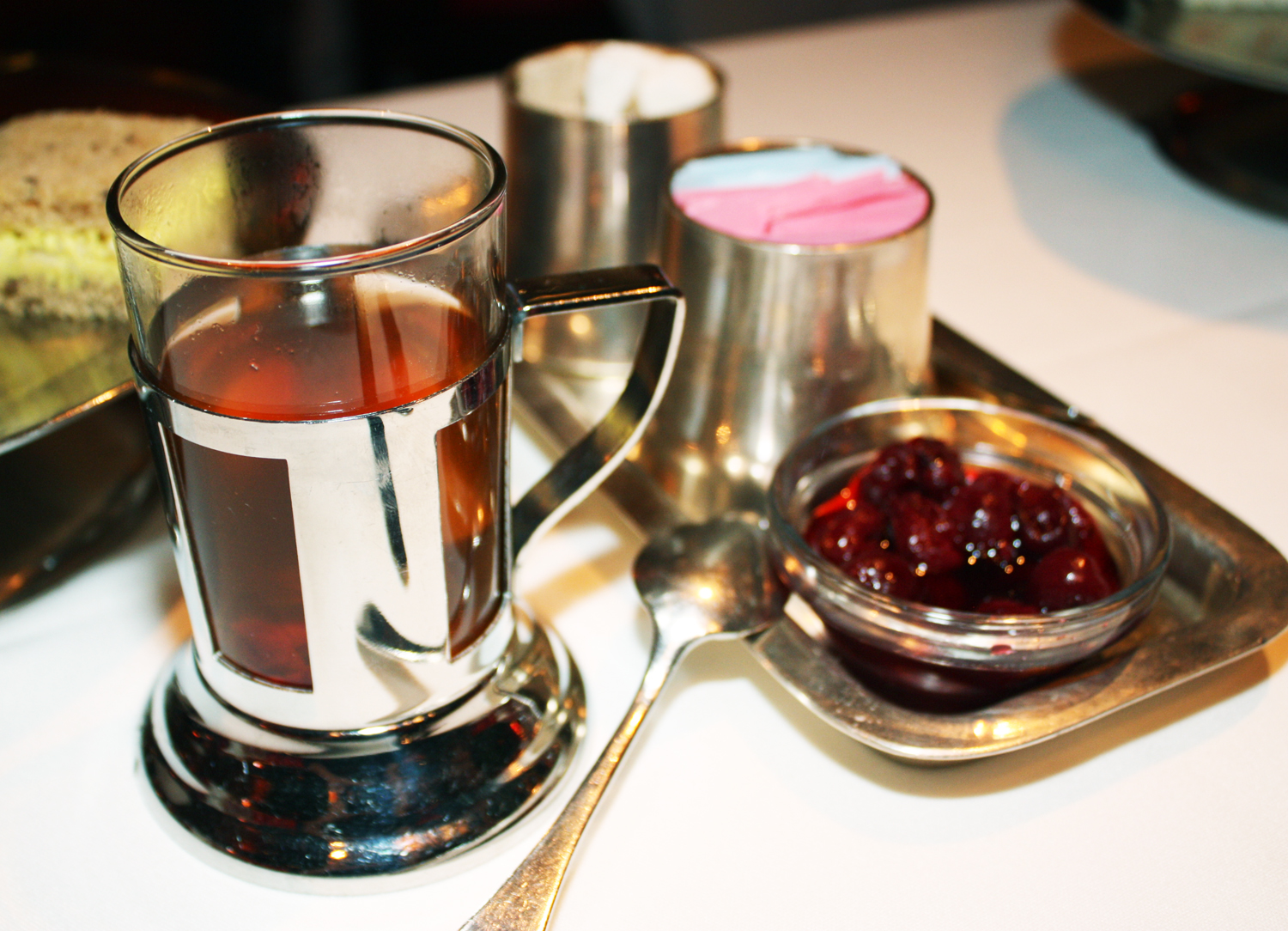 Dining Room Trends Tapping In To Eastern European Tea Traditions From Russia