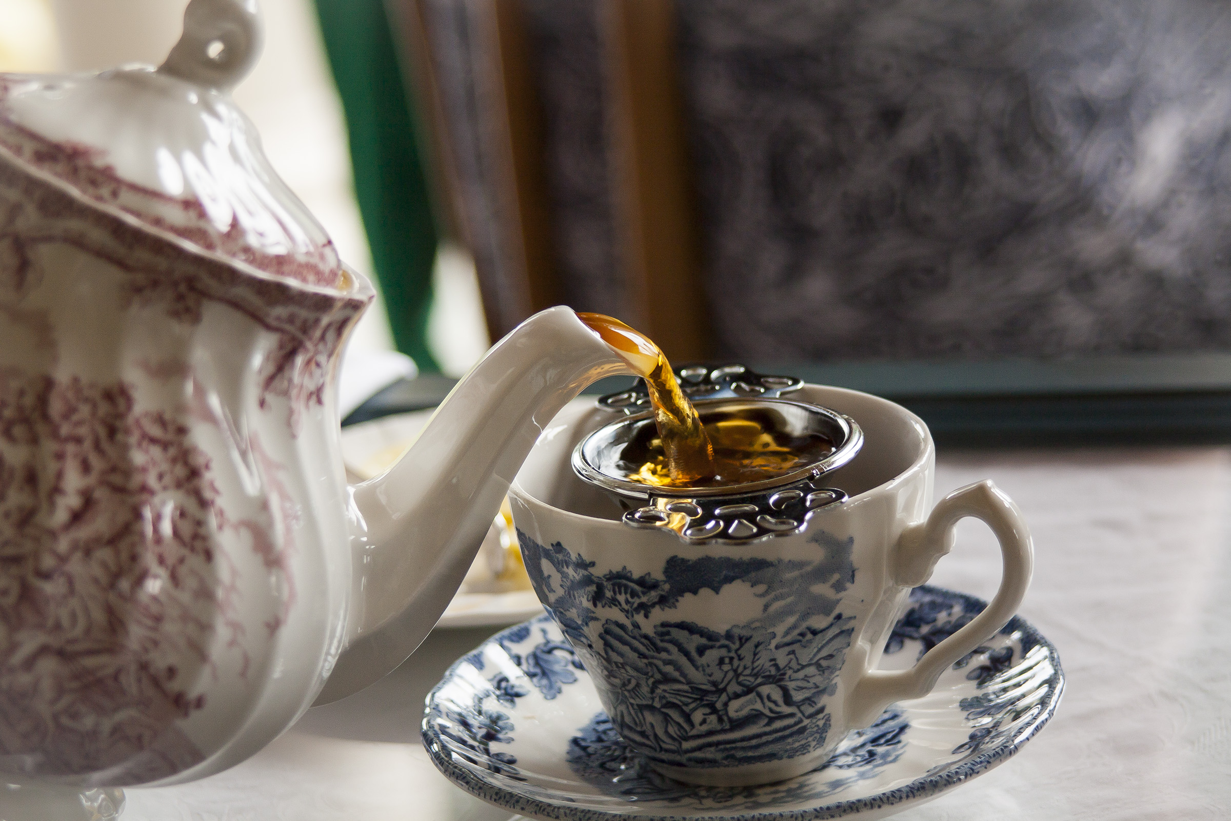 A Great Day for a Victorian Tea - The Daily Tea