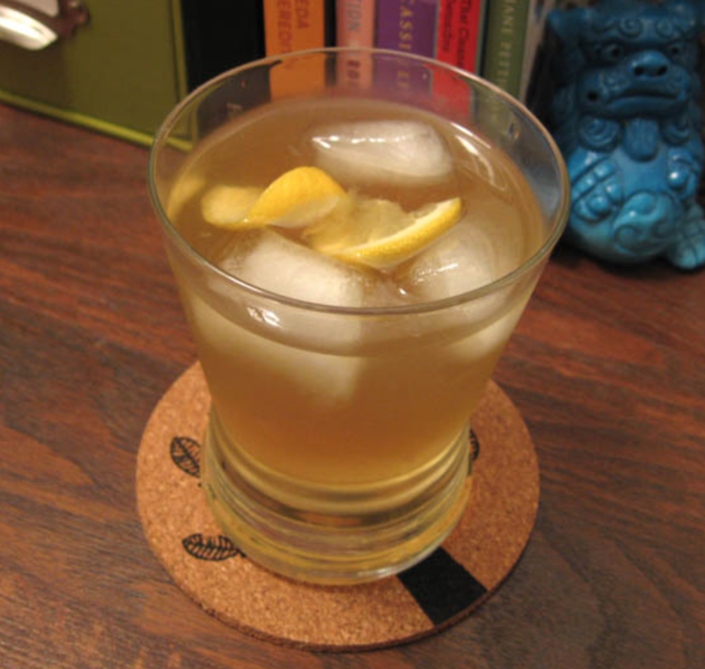 Tea Cocktail