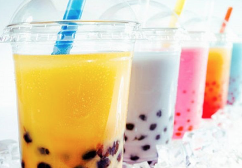 how to make thai milk bubble tea