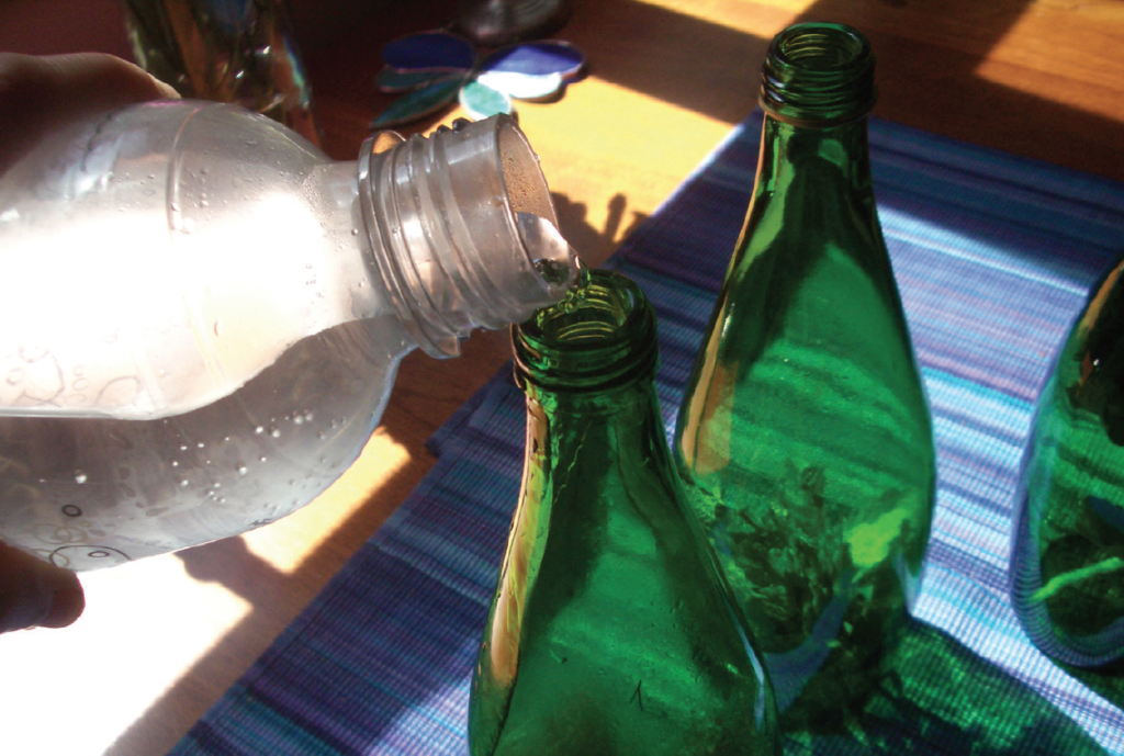 herb soda