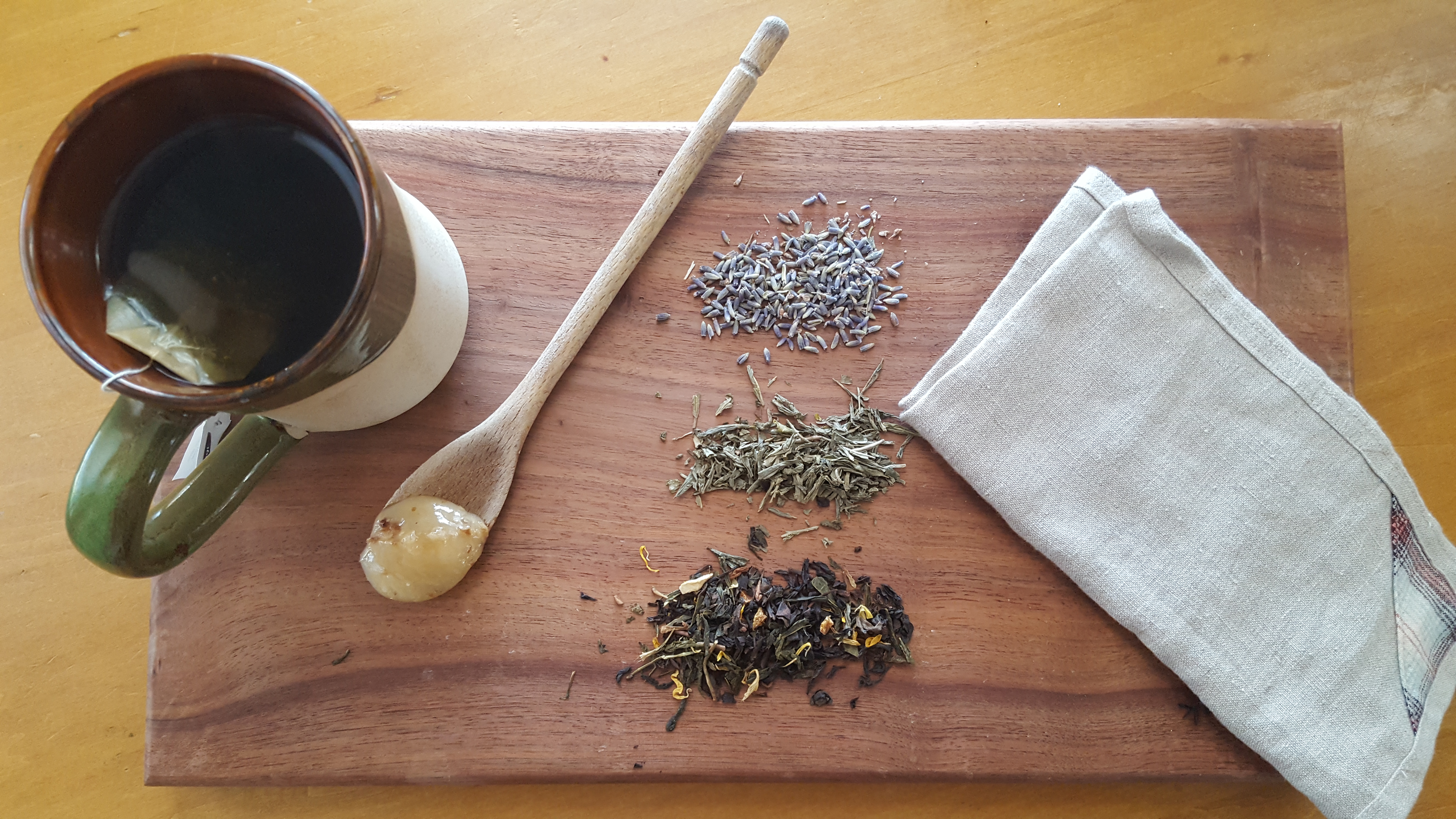 The Daily Tea \u2014 One simple, inspiring article, everyday