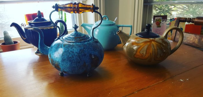 Origins of the Teapot