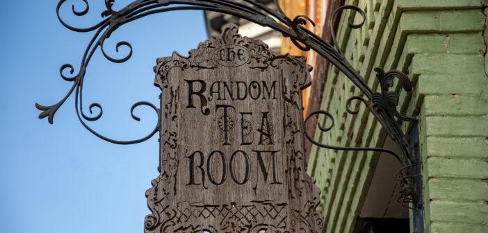 Beyond the Brick and Mortar: Philly's Random Tea Room and Curiosity Shop