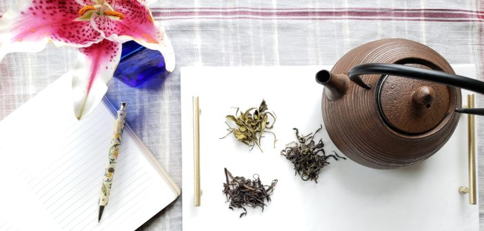 Q&A with Notes on Tea