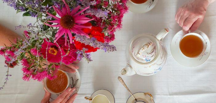Downton Abbey-Inspired Teas