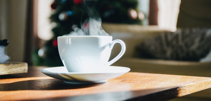 Excerpt from The Healing Powers of Tea: Warm Up to Teas for 4 Seasons