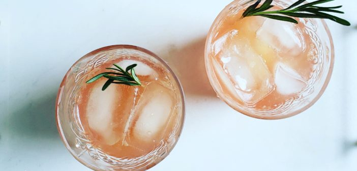 Kombucha Mocktails: An Editorial for New Years